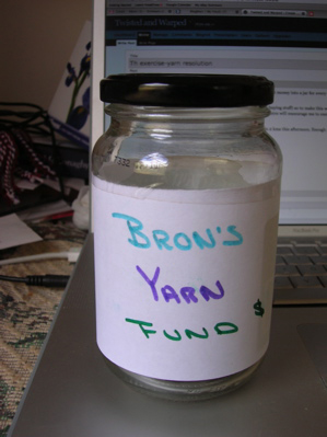 Yarn fund jar