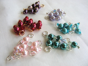 Small stitch markers