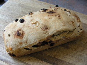 Sourdough Fruit loaf
