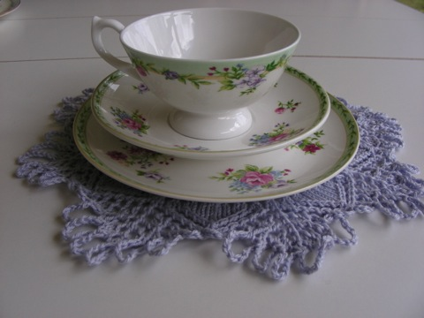 Ashdene Kensignton tea setting