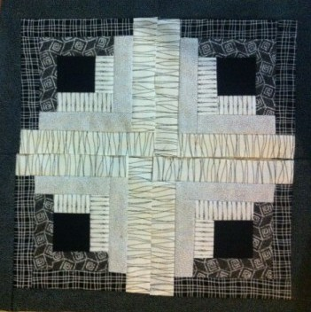 Log cabin quilt blocks 2