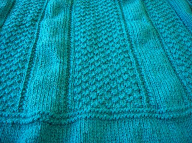 Jo Sharp Fisherman's Rib jumper in Bendigo Ming yarn