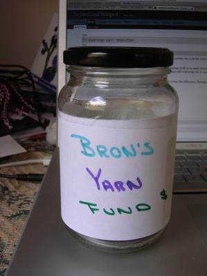Yarn fund jar