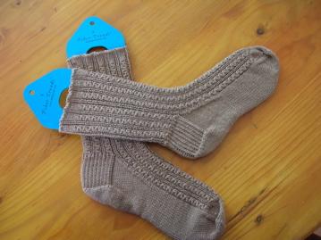 Dad\'s Conwy socks