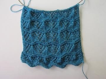 The Knittery silk/merino 2ply